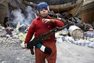 Ribal Al-Assad deplores the use of child soldiers by the Free Syrian Army